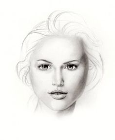 Discover the Secret to Light and Shadows - basically how to draw face