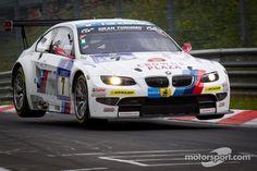 #7 BMW Motorsport BMW M3GT - All four off.
