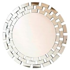 I pinned this Zen Wall Mirror from the Abbyson Living event at Joss and Main!