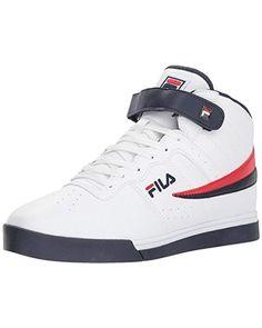 e89cb203d12 Fila - Multicolor Vulc 13 Mid Plus 2 Walking Shoe for Men - Lyst Mens  Walking