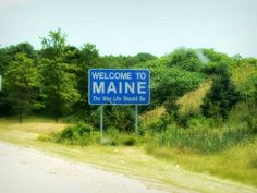 you know it's the way life should be. 39 Reasons Living In Maine Ruins You For Life Acadia National Park Camping, Grand Canyon Camping, Maine New England, New England States, Moving To Maine, Camping In Maine, Road Trip, Visit Maine, Portland Maine
