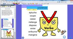 Paperboards Grammaire CE1 - Le cartable de Prune