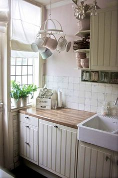 Space Saving Solutions For Small Kitchens
