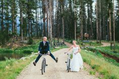 Winter Park Wedding #coloradowedding #devilsthumbranch #kmitiskaphotography #funloving #weddingday