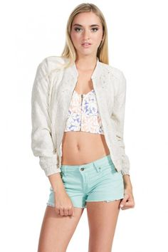 Easy Day Bomber Jacket   M2 Boutique $39 on sale now. This light jacket is perfect for fall.