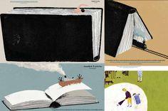 Campamentos de lectura. Ocio y lectura en verano
