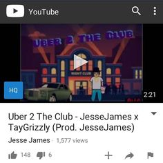 (Uber 2 The Club) - JesseJames TayGrizzly  Now Available OnYOUTUBE CLICK THE LINK IN MY BIO Share & Comment Like & Subscribe Always Lookin For Features & Artwork ______________________2:20. RMG). LIKE&SUBSCRIBE Link in Bio. TURN ON POST NOTIFICATIONS  #New #Music #Beats #Features #Offical #Uber #2 #The #Club #Canada #Wave #Ft #Songs #Tracks #itunes #spotify #applemusic #youtube #producer #mix #album  #bands #hoodfame #guccigang #Rmg #America  #F4f #L4L #Kush #guccigang #Offical #repost