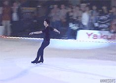 Quad Battle (Quad Salchow) - Friends on Ice 2011