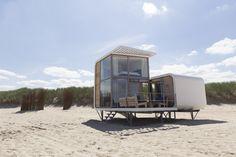 Reserveren - Strandweelde: Slapen op het strand - Zeeland