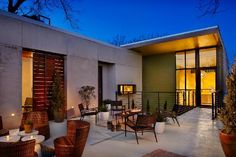 Heywood Hotel. Austin, TX