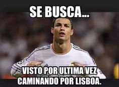 Los 'memes' se ceban con Ronaldo tras la derrota de Portugal - Terra España