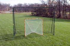 La Cancha de Lacrosse: Esta es la cancha de lacrosse