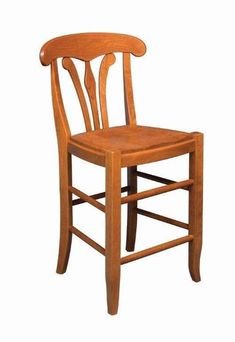 Long Valley Bar Stool from DutchCrafters Amish Furniture. Made from solid wood. Crafted in the U. in your choice of wood type and finish. Select counter or bar height and seat style: wood fabric or leather. Amish Furniture, Bar Furniture, Dining Room Furniture, Vintage Furniture, Extra Tall Bar Stools, Long Valley, Family Dining Rooms, Wood Bar Stools, French Country House
