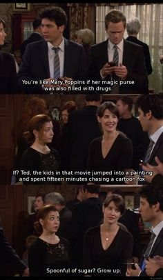 How I Met Your Mother...