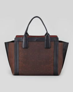 Alison East-West Tote Bag, Coffee Shot by Chloe at Neiman Marcus.  1600.00