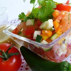 """Chop Chop Salad 
