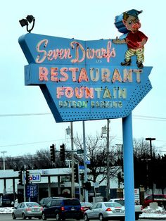 Seven Dwarfs Restaurant..... Wheaton, Illinois