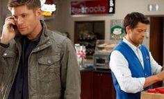 Staffel 9 mit Jensen Ackles und Misha Collins - Bild 30