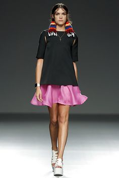 Beatriz Peñalver - EGO - Madrid Fashion Week P/V 2015 #mbfwm