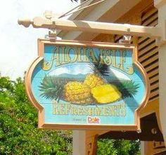Aloha Isle, Adventureland, Magic Kingdom® - Restaurant Menus, Disney Dining Discounts, Aloha Isle Reviews - Undercover Tourist