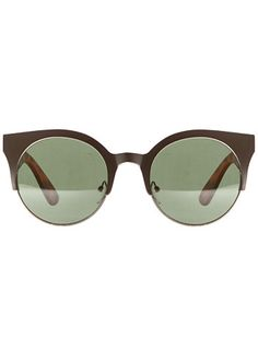 Stunning Starlet Sunglasses in Diva by HB Sunglasses, SILVER - $11