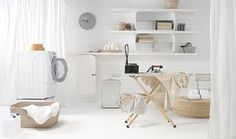 Cocoon shelving system by Paola Navone