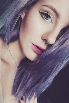 Gallery For > Nose Septum Piercing Tumblr