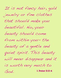 Canvas Inspirational Beauty Bible Quote 11x14 by ExposurePhotos, $130.00- Great Gift for Girls!