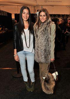 Olivia Palermo & Rebecca Minkoff | http://getthelookoliviapalermo.blogspot.com.es/