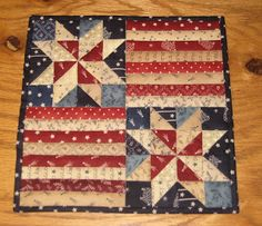 AAQI Quilt: Liberty and Justice for All by rogue quilter Janet O
