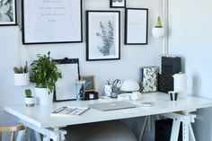 #workspace #white