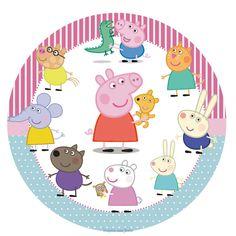 Kit festa Grátis para imprimir Peppa Pig – Inspire sua Festa ®