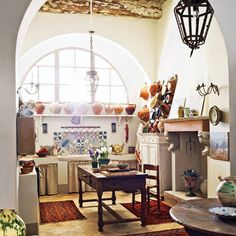 french rustic decor | Give your home a European feel | Heart Home magazine