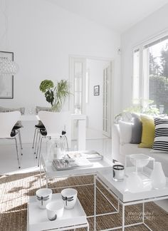 A Finnish apartment full of light AtNo67 Concept Store
