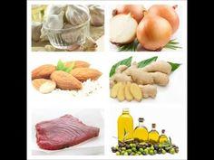 Alimentos Antiinflamatorios - YouTube