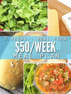 meals plans shopping list cheap healthy meals yum pinterest