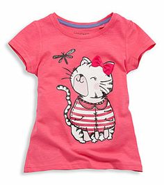 C&A kids girls fashion t-shirt
