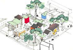 White Design :: bristol co-housing