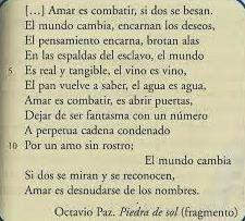 Octavio Paz Poems Pdf