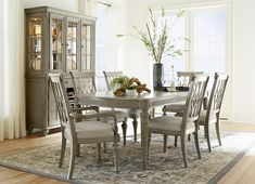 Highland Beach Dining Table - Find the Perfect Style! Dining Furniture Sets, Furniture Care, Dining Room Sets, Dining Room Table, Highland Beach, Formal Dining Tables, Dream Home Design, New Homes, Home Decor