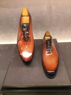 From Berluti in Lond