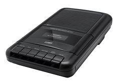 Amazon.com: Coby CVR-22 Portable Cassette Recorder: Home Audio & Theater