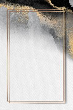 Modern contemporary gold white painting on canvas Black Background Wallpaper, Poster Background Design, Framed Wallpaper, Frame Background, Glitter Background, Background Pictures, Background Patterns, Textured Background, Watercolor Background