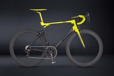 lamborghini edition super record EPS impec road bike