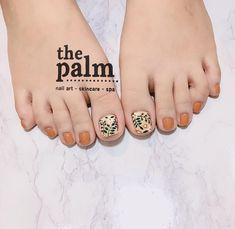 Pedicure Opi Toes Art Designs Ideas For 2019 Pedicure Nail Art, Toe Nail Art, Palm Nails, Feet Nail Design, Toenail Art Designs, Fingernails Painted, Feet Nails, Flower Nails, Swag Nails