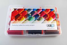 aurifil perfectly suited for every project