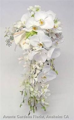 Contemporary Wedding Bouquets With Silver - Yahoo Image Search Results