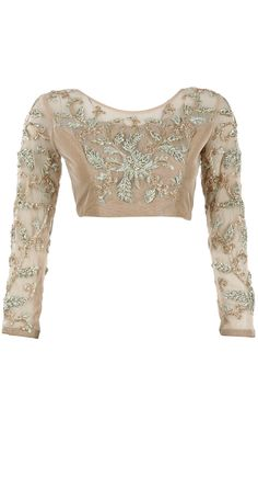 Sequinned gold blouse available only at Pernia's Pop-Up Shop.