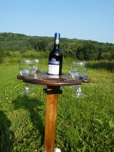 39 Best Outside Wine Stand Table Images Wine Stand Wine Table