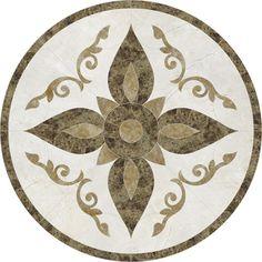 floor medallions | for Floor Medallions Tile Medallions Marble Medallion Medallions ...